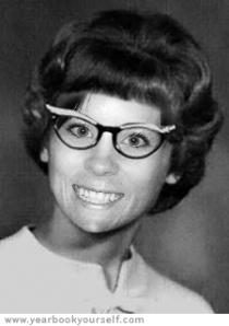 Me in 1960...Nice glasses!