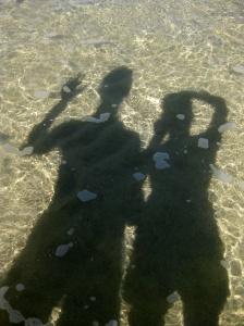 Water Shadows!